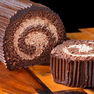 Double Chocolate Roll