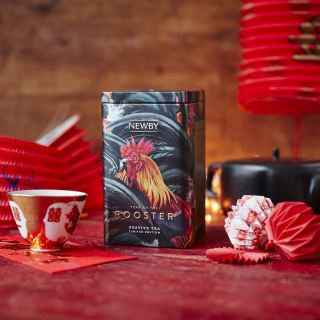Limited Edition Tea for the Rooster Year!