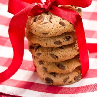 Choc Chip Drop Cookies