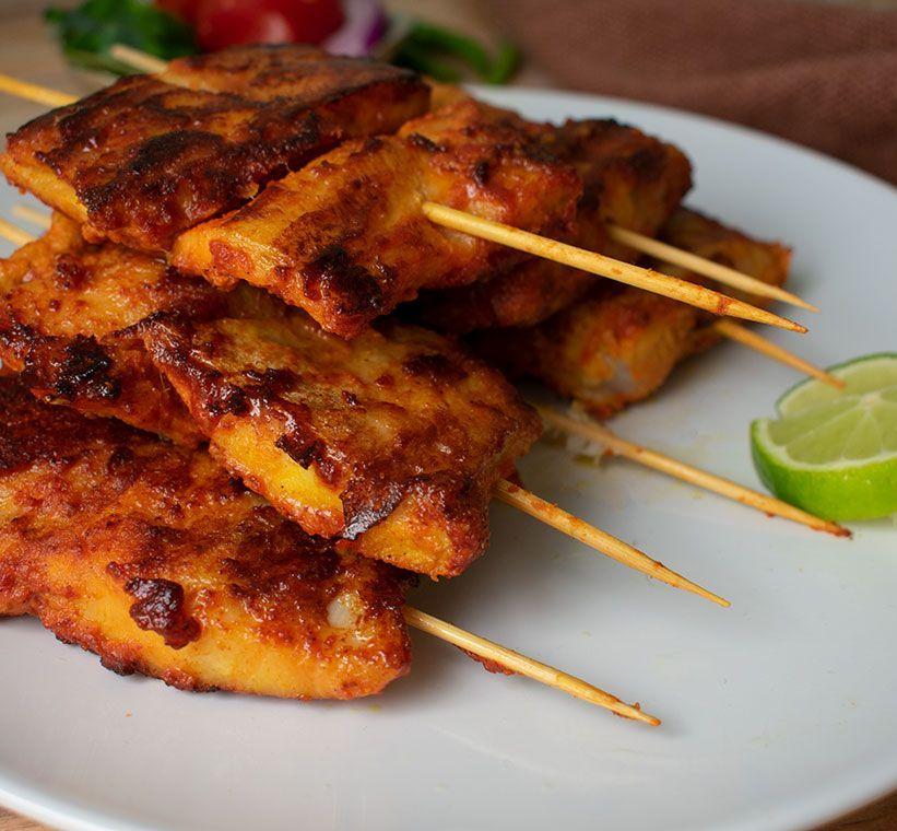 Tandoori Fish Tikka