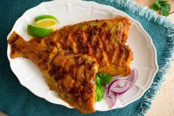 Simple Spicy Grilled Fish