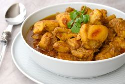 The best classic chicken curry