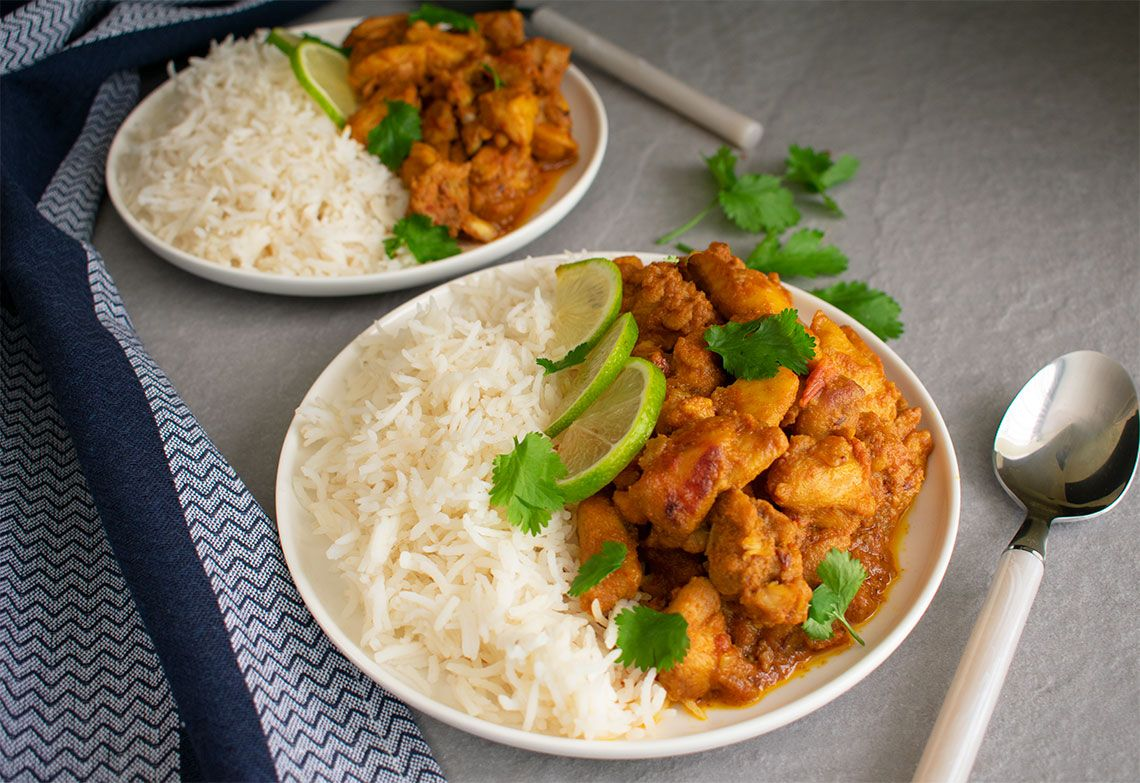 Chicken curry my style
