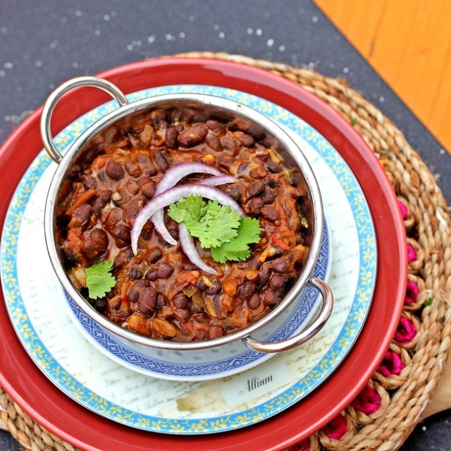 Creamy Indian Black Beans Another Dal Makhani Spice Chronicles