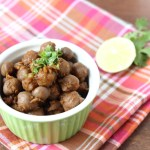 PINDI CHANNA (CURRIED CHICKPEA)