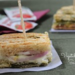 VEGETABLE GRILLED SANDWICH