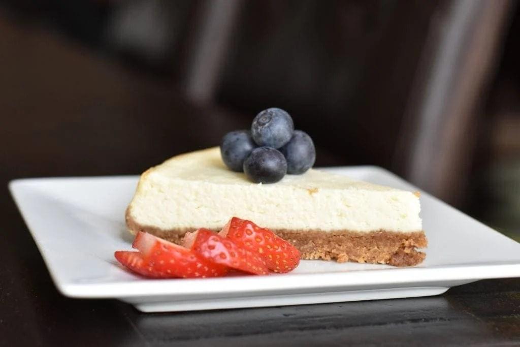 Petite Cheesecake/ Skinny Cheesecake, pressure cooker cheesecake, garam masala kitchen