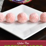 Pin for Easy 10-minute Coconut Ladoo