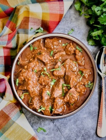 Ethiopian Beef Stew Instant Pot