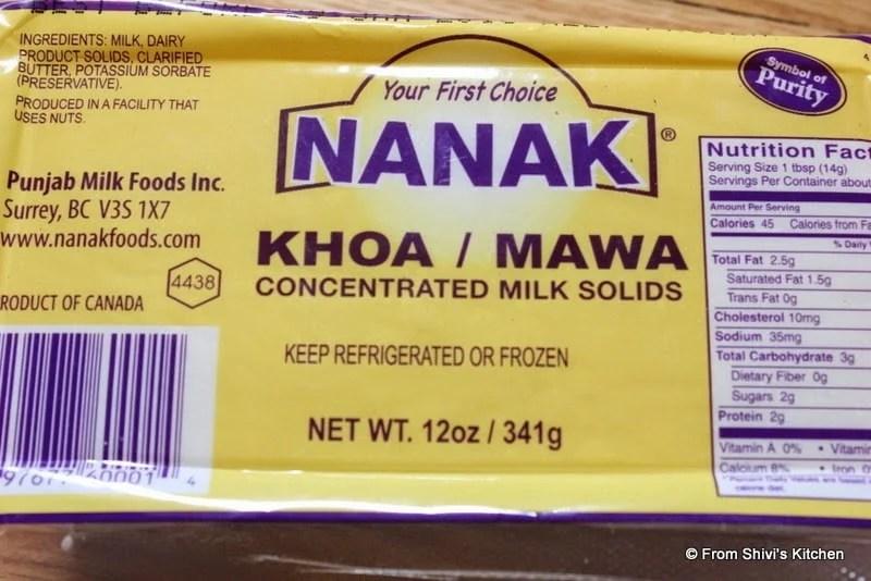Nanak Khoya Mawa Gujiya Recipe Garam Masala Kitchen