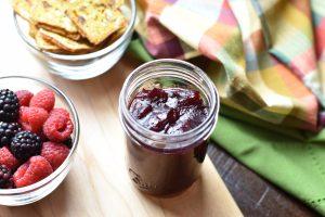 Cranberry Sauce Instant Pot