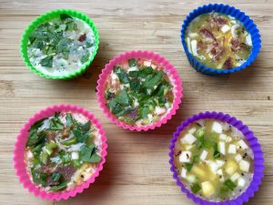 Frittata Muffins Egg Bites Instant Pot- Ready for cooking