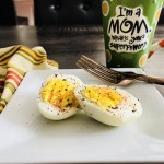 Instant Pot Hard Boiled Eggs by Spice Cravings. #food #foodie #foodblogger #delicious #recipe #instantpot #recipes #easyrecipe #cuisine #30minutemeal #instagood #foodphotography #tasty