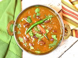 Instant Pot Rajma Masala- Red Beans curry