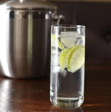 Gin Tonic Cocktail, Party Drinks