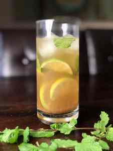 Jal-Jeera Vodka (Indian Vodka Mojito) Cocktail