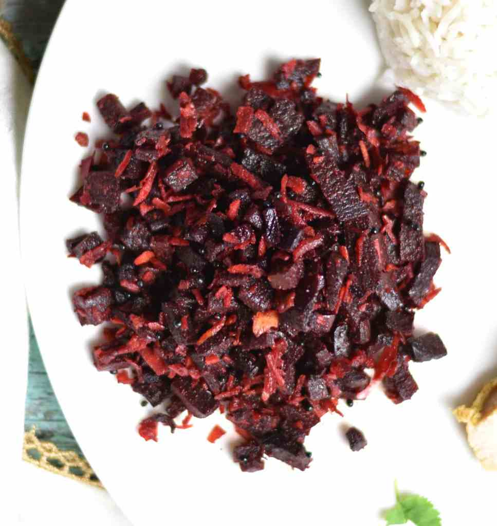 Coconut Beets Recipe, #food #foodie #foodblogger #delicious #recipe #instantpot #recipes #easyrecipe #cuisine #30minutemeal #instagood #foodphotography #tasty