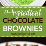 This recipe for 4-ingredient Nutella brownies is simple, quick, and makes fudgy, chewy and gooey brownies. This recipe needs just all-purpose flour, Nutella (Hazelnut Spread), eggs and chocolate chips. #SpiceCravings #food #foodie #foodblogger #delicious #recipe #instantpot #recipes #easyrecipe #cuisine #30minutemeal #instagood #foodphotography #tasty #brownies #dessert #chocolate