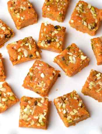 instant pot Carrot-Burfi-gajar burfi, garam masala kitchen