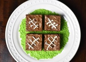 4-Ingredient Brownies