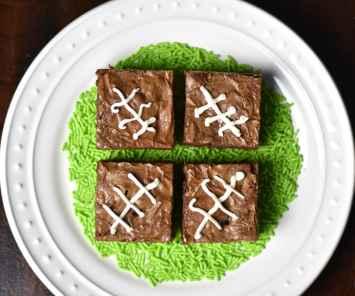 4-Ingredient Brownies, garam masala kitchen