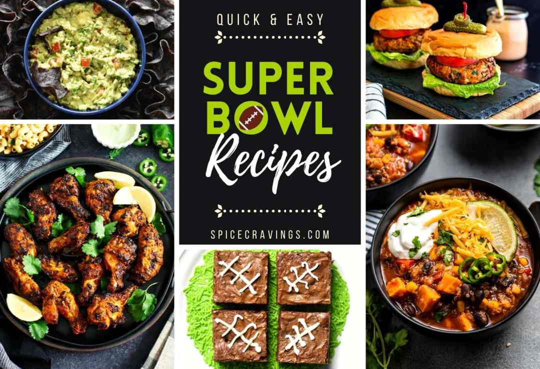 Game-Day Recipes, Instant Pot super bowl recipes, garam masala kitchen