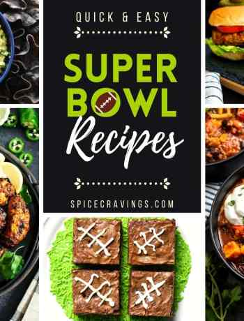 Game Day Recipes, Instant Pot super bowl recipes