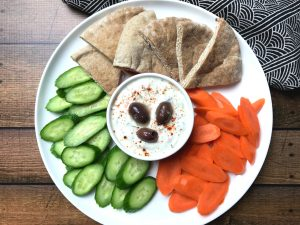 Tzatziki sauce dip, Instant Pot yogurt, Garam Masala Kitchen
