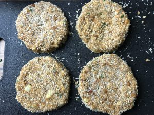 Veggie Bean Burger, instant pot recipes, Garam masala Kitchen