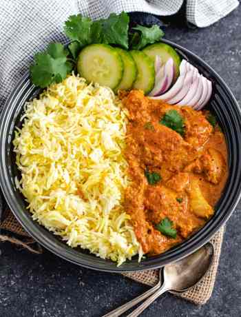 Instant Pot Easy Butter-Chicken