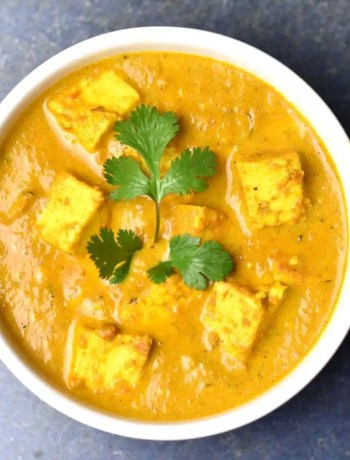 Instant pot paneer butter masala, instant pot paneer makhani