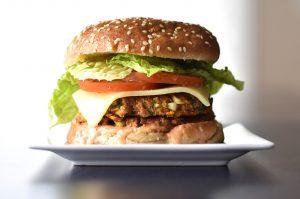 Veggie Bean Burger-Best Barbecue Recipes