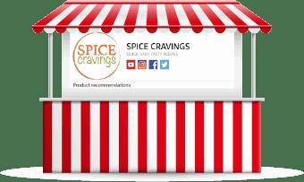 Spice Cravings Amazon Store