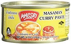 Thai Massaman Curry