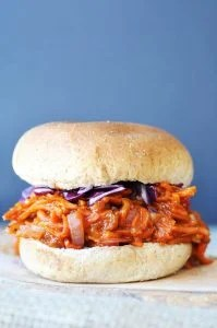 Shredded-BBQ-Carrots-Best Barbecue Recipes