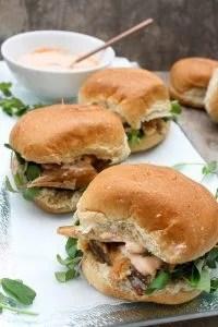 KIPPER RECIPE: SMOKED FISH SLIDERS-Best Barbecue Recipes