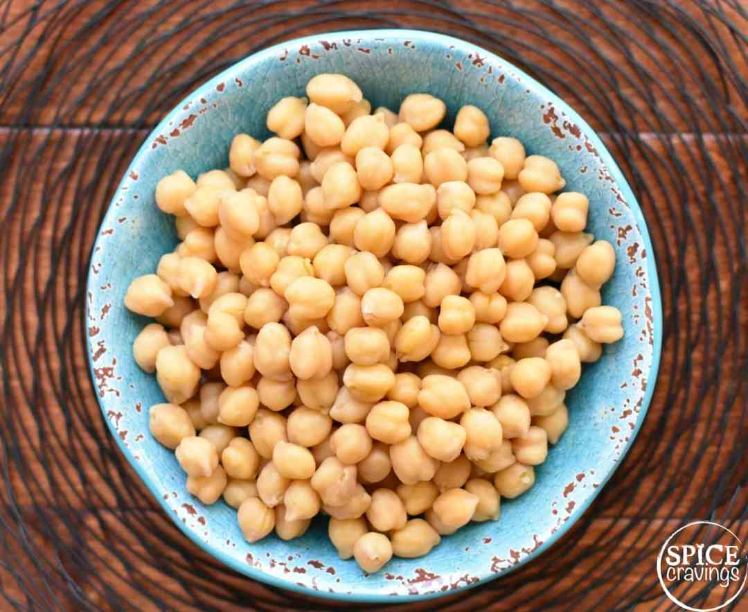 Easy Pressure cooking recipe for Instant Pot Chickpeas (Garbanzo Beans)