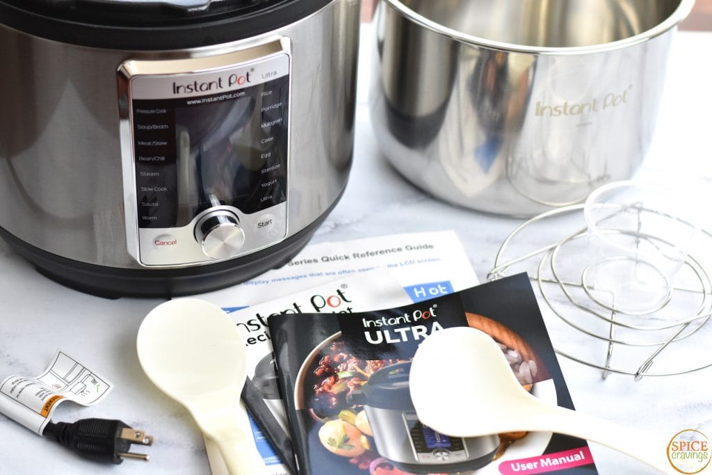 Instant Pot Ultra Review by Spice Cravings