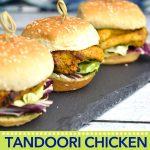 Pin for Tandoori Chicken Slider Recipe