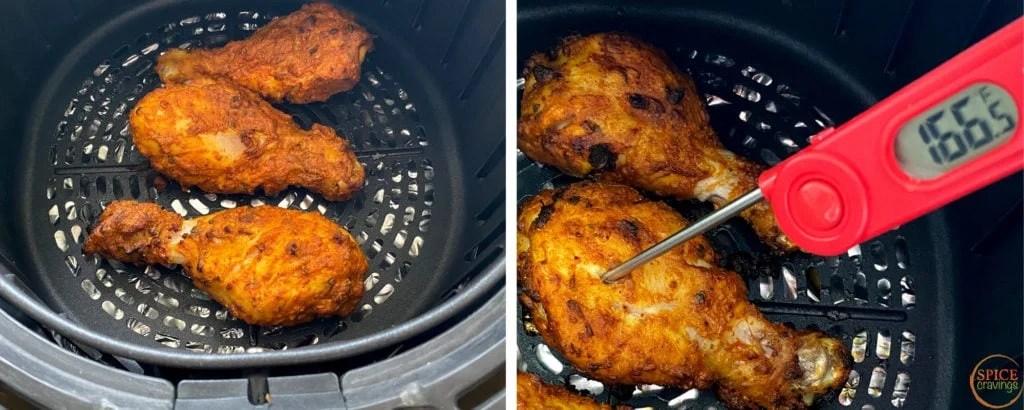 tandoori chicken legs in air fryer