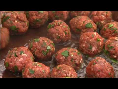 Moroccan spicy meat balls – Rick Stein Cooks – BBC