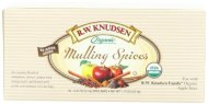 R.W. Knudsen Organic Mulling Spices, 25-Count, 1.75-Ounce Boxes (Pack of 6)
