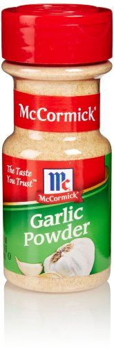 McCormick Garlic Powder, 3.12 Oz