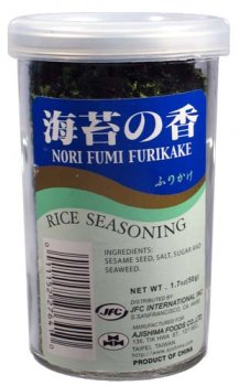JFC – Nori Komi Furikake (Rice Seasoning) 1.7 Oz.