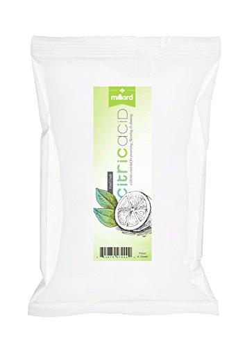 MILLIARD 100% Pure Food Grade Citric Acid, 5lb.