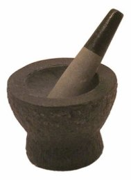 Medium Granite Mortar and Pestle