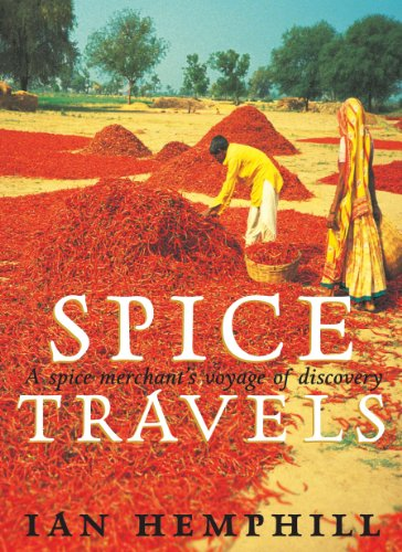 "Spice Travels ""A spice merchant's voyage of discovery"""