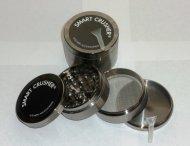 SMART CRUSHER 2.50″ Premium Quality Tobacco Herb Grinder (non-aluminum grinder).