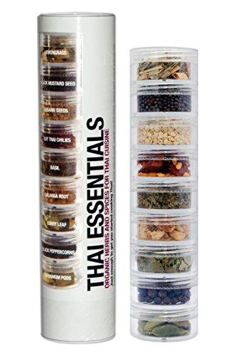 PLANT – Organic Thai Essentials Spice Kit