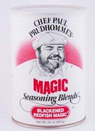 Chef Paul Prudhomme's Blackened Redfish Magic 24 Oz